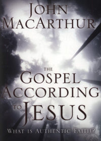 170909 Book-Gospel According To Jesus-Issues