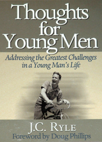 170909 Book-Thoughts For Young Men-Youth