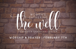 _THE WELL Women's Gathering EVENT