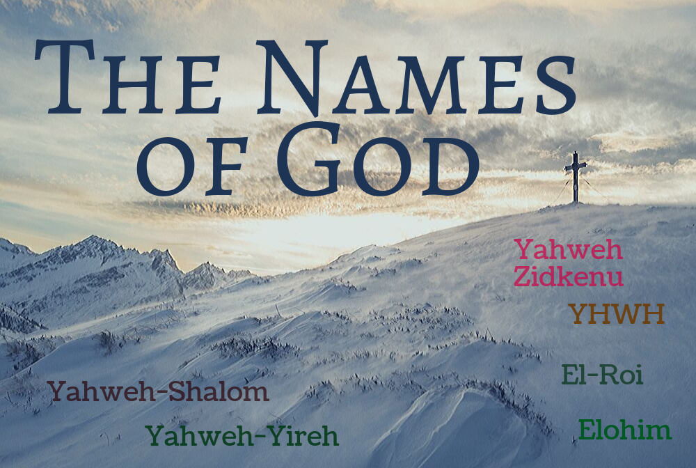 The Names of God banner