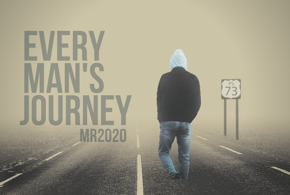 Men's Retreat 2020: Every Man's Journey banner