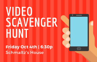 Pivot Video Scavenger Hunt EVENT image