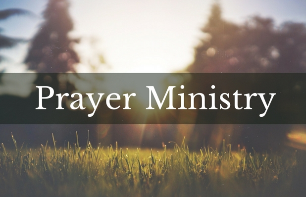 Prayer Ministry POST