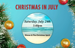 SENIORS Christmas in July EVENT image