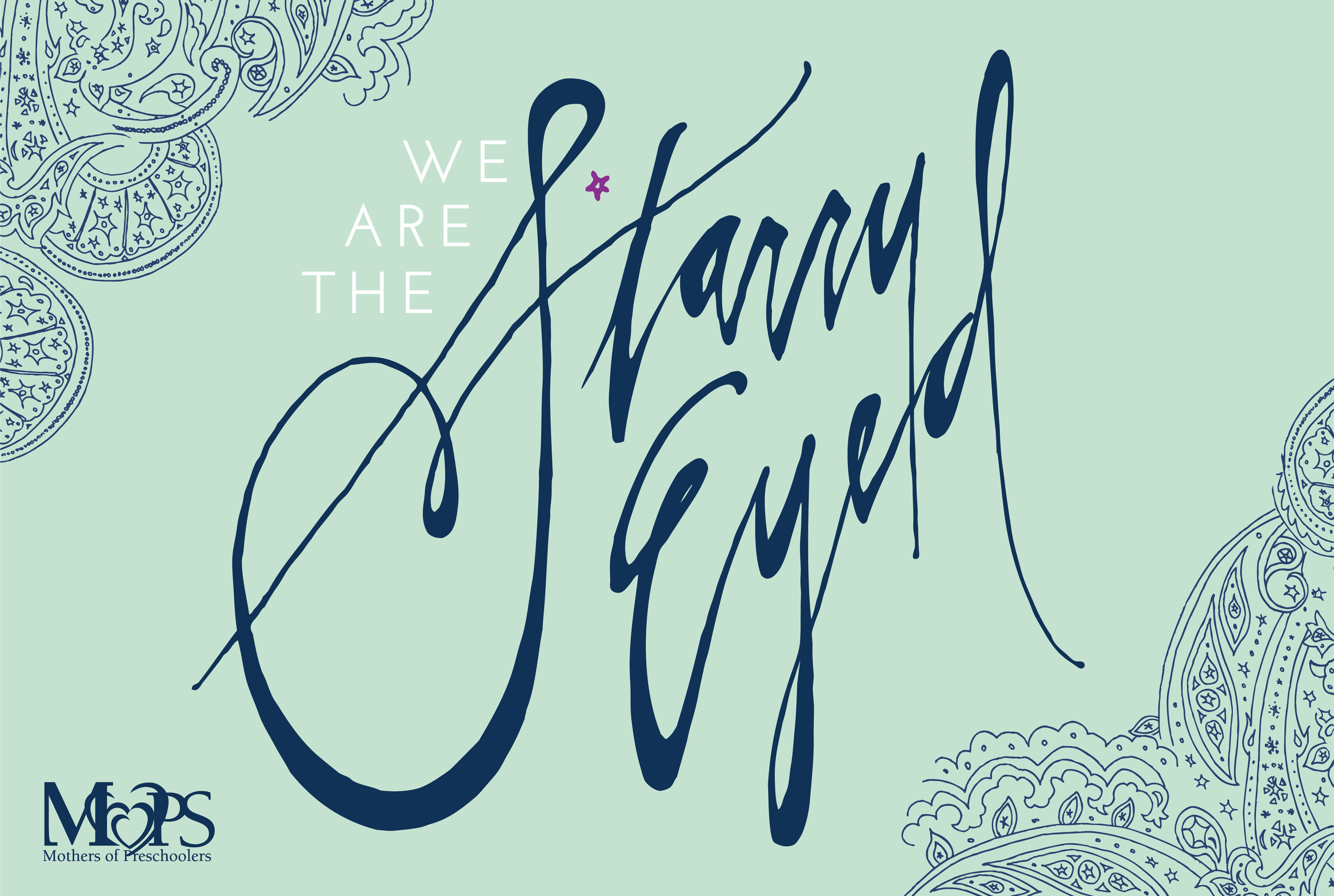 Starry Eyed banner