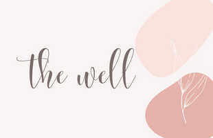The Well Fall Fellowship EVENT
