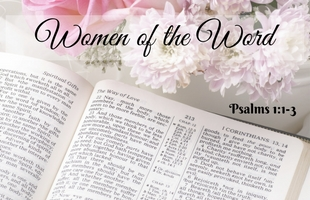 Women of the Word EVENT image