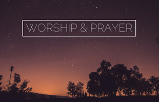 Youth Worship & Prayer EVENT image