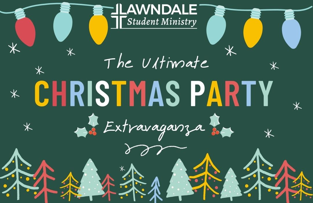 Copy of The Ultimate Christmas Party Extravaganza -2 image
