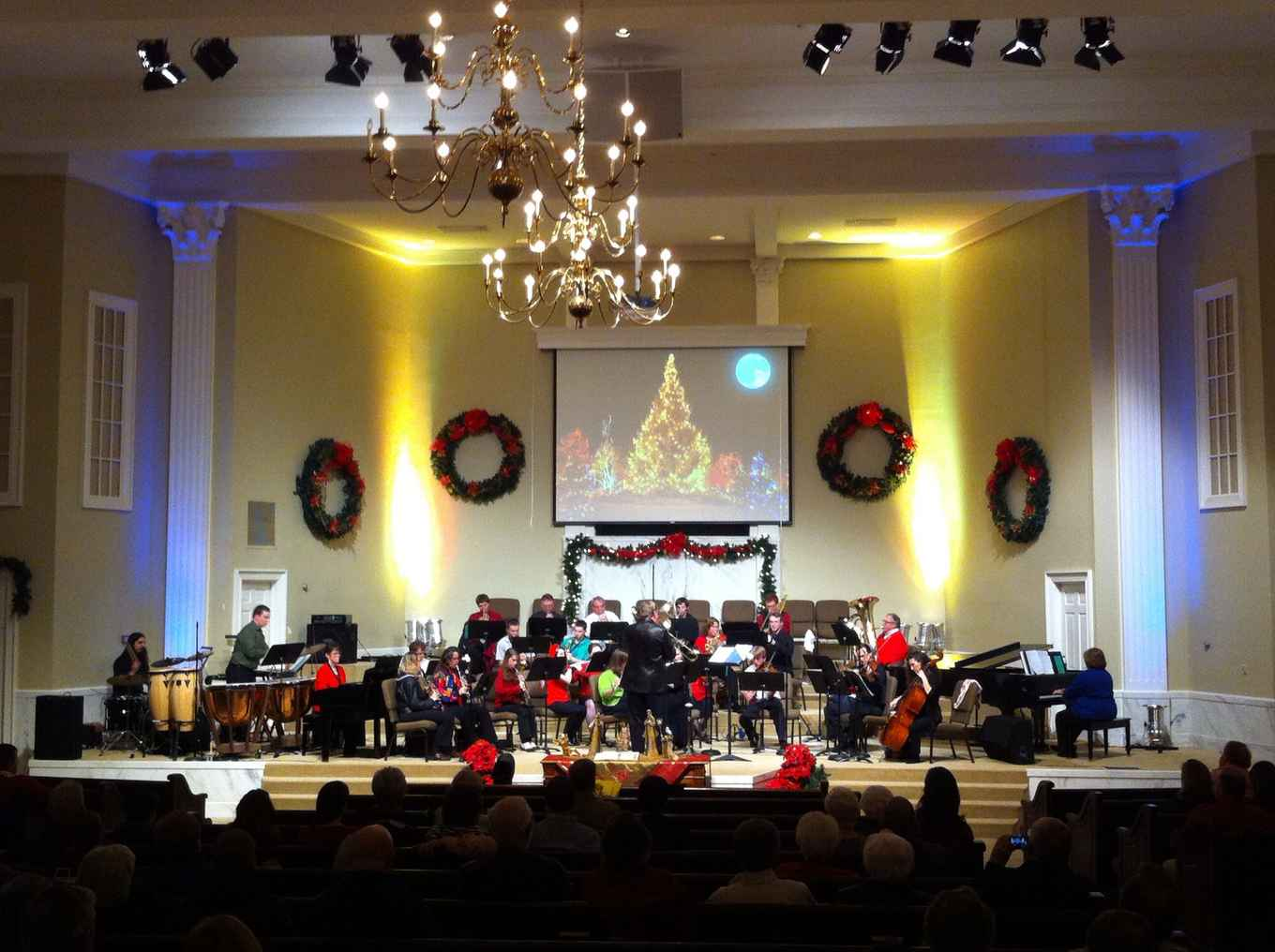 Orchestra Christmas Program 2012