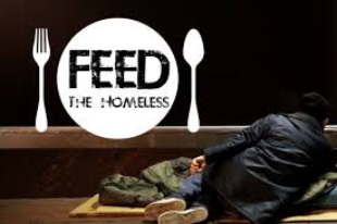 feed the homeless event