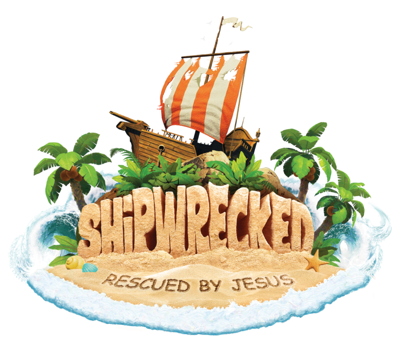shipwrecked png