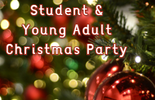 Student Christmas Party Event