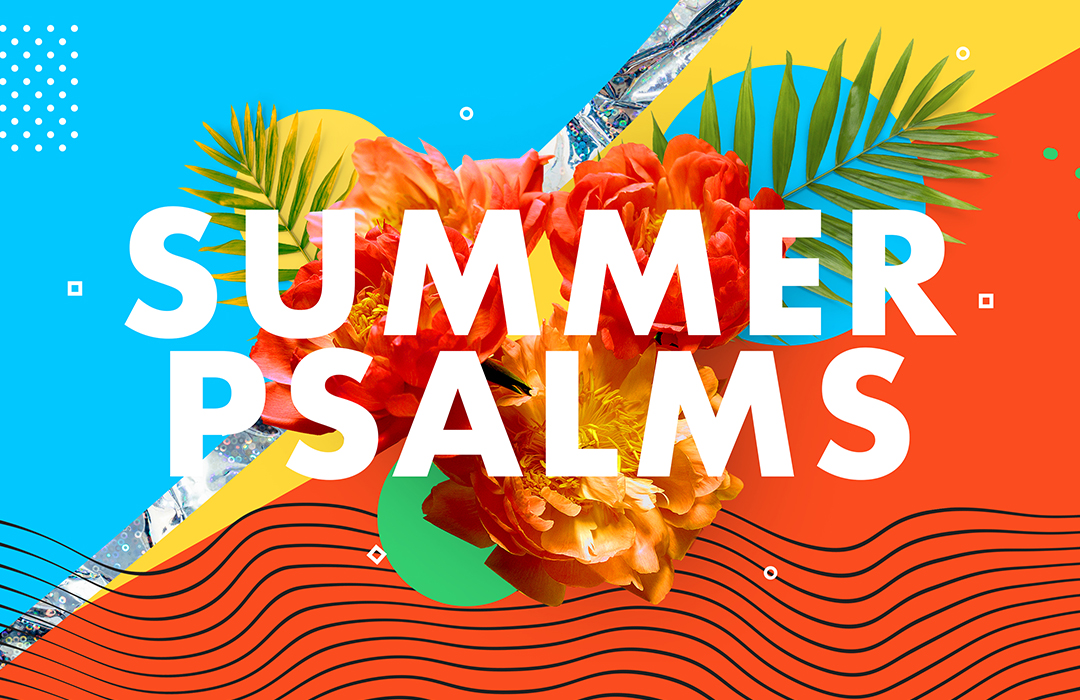 Summer in Psalms banner