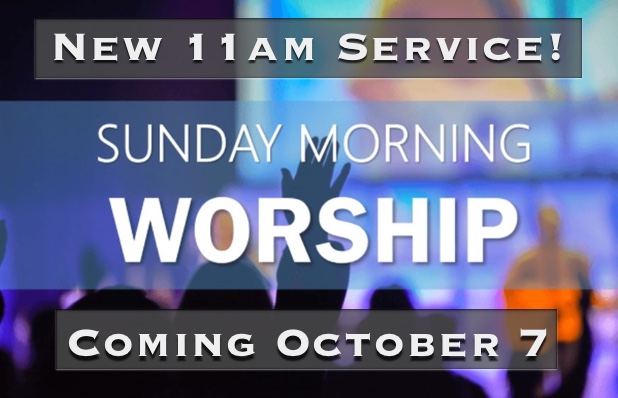 11am Worship Service_Blog