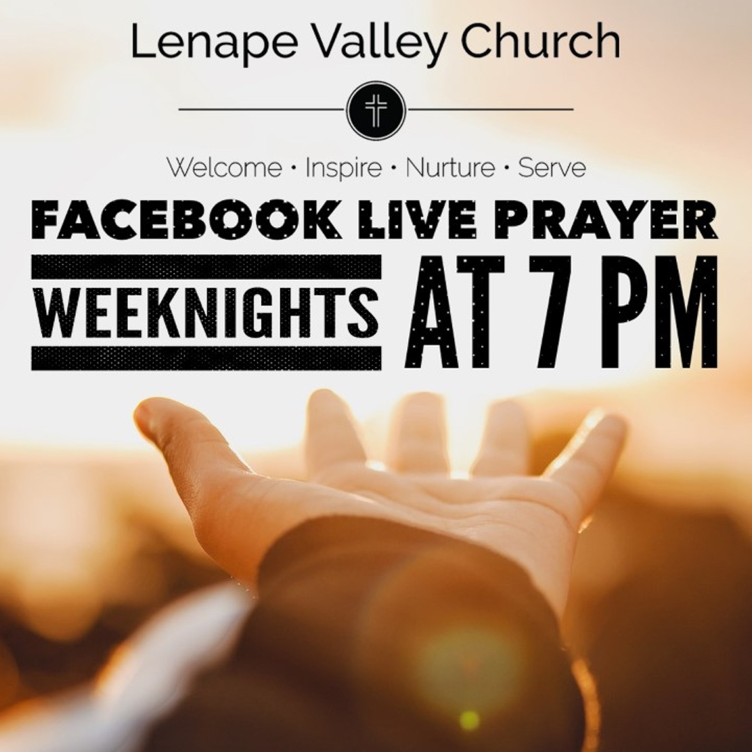 Live Prayer fb