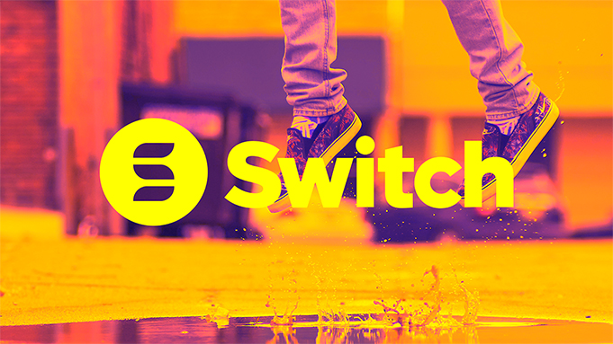 switch video message image
