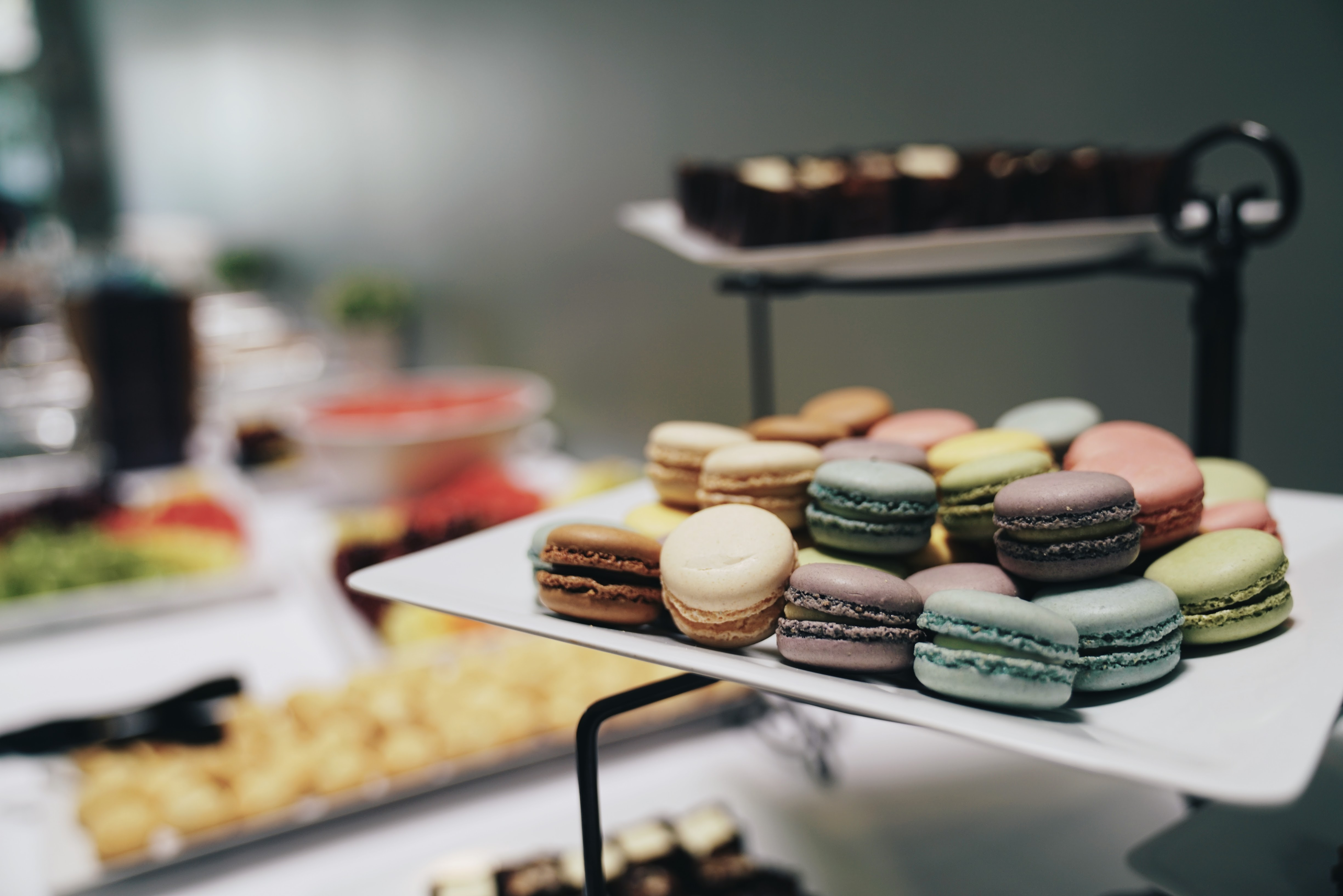 Lunch Macarons image