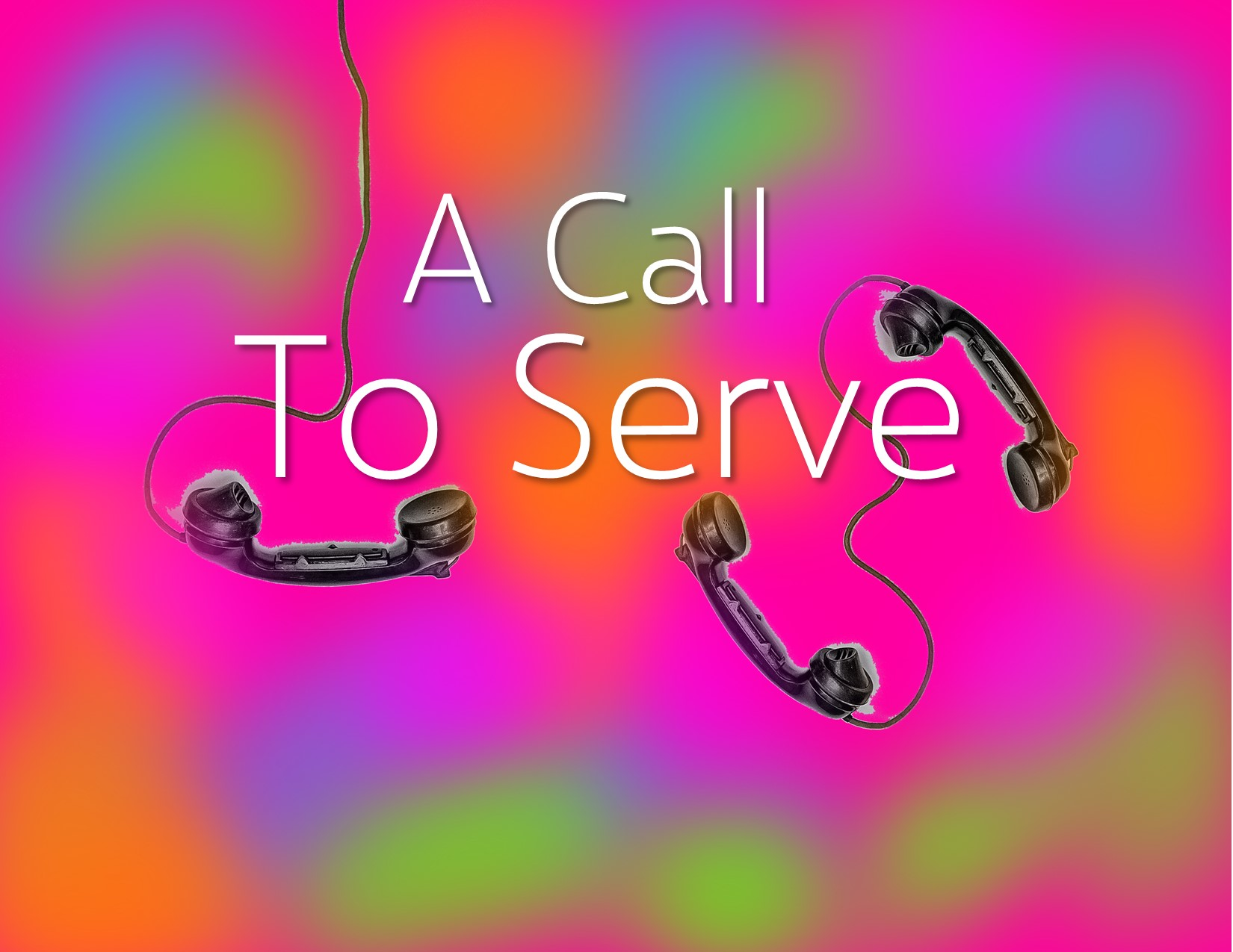 A call to serve 4