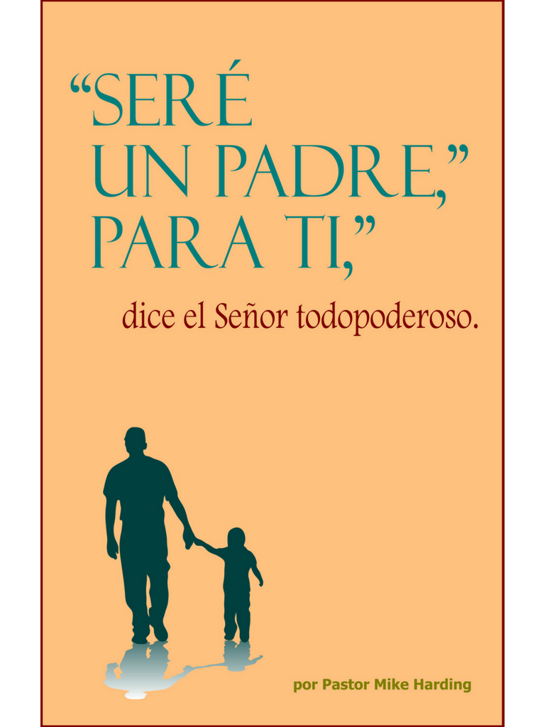 Sere un Padre cover edit