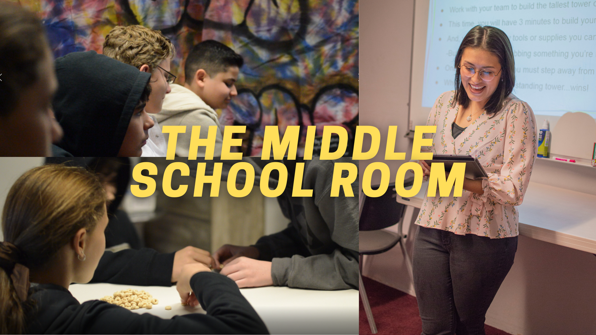 the Middle School Room