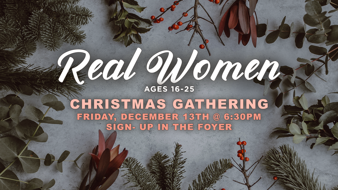 16-25 real women christmas party