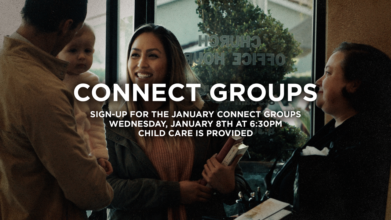 Connect Groups Jan 2020
