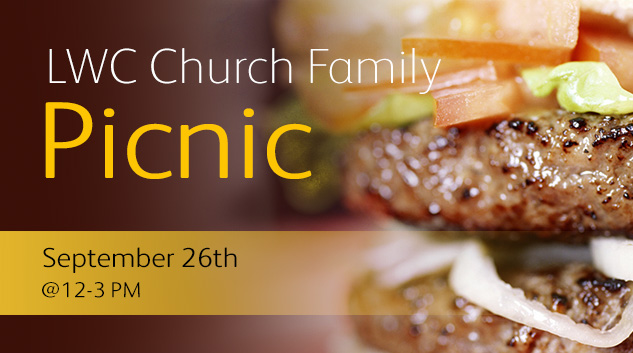 LWC Church Picnic Septembe 2020