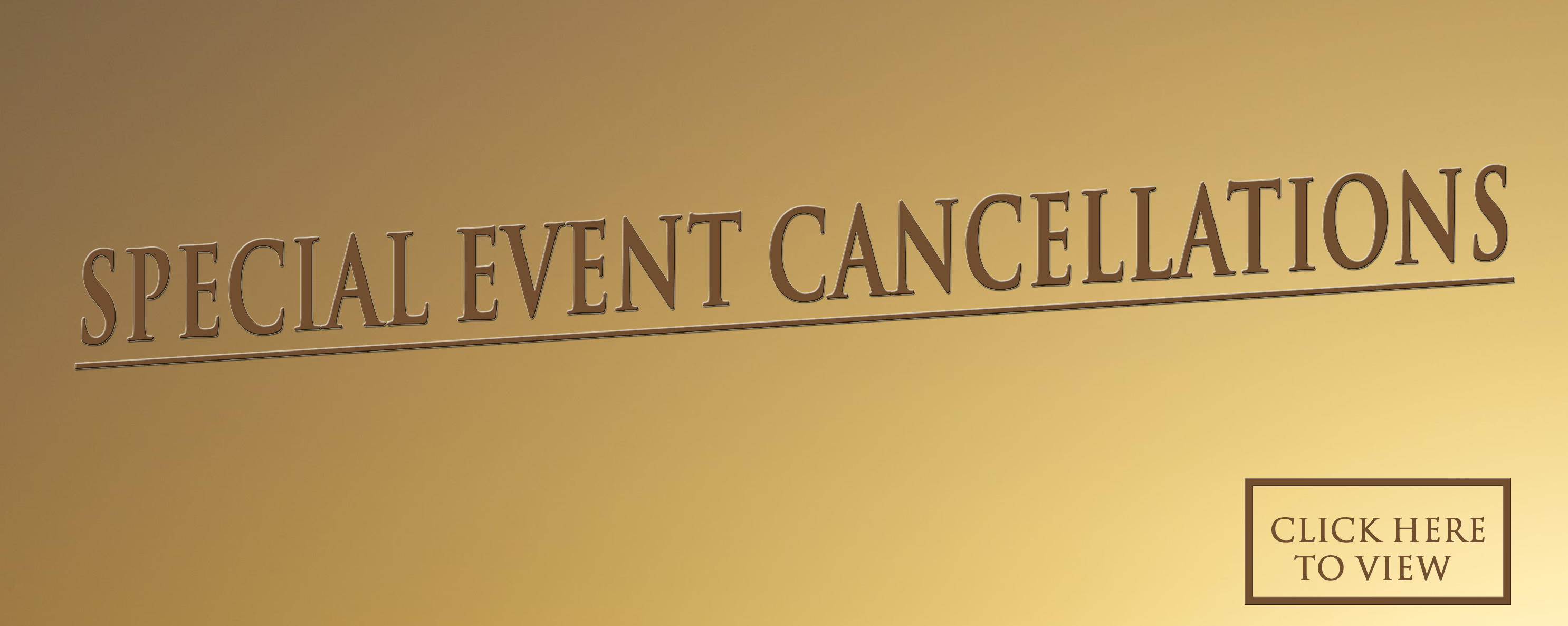 Special Event Cancellations-rotator