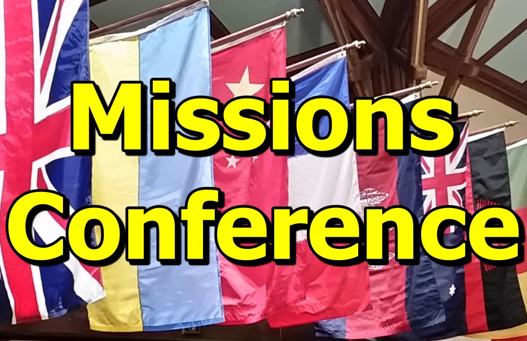 Missions Conference Feature image