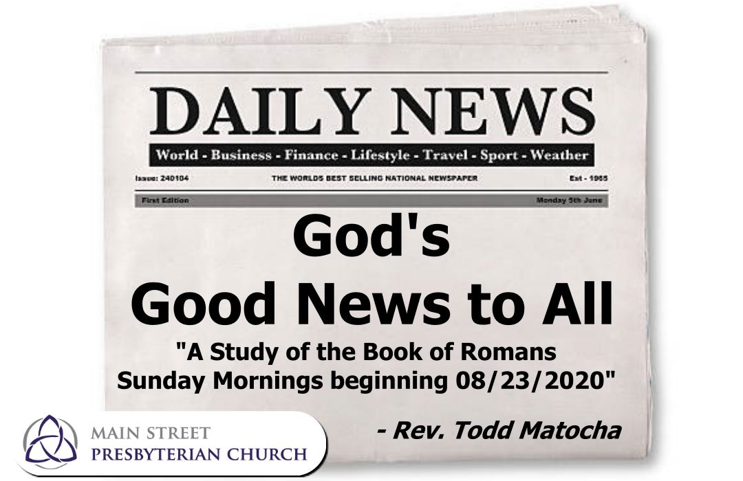God's Good News to All