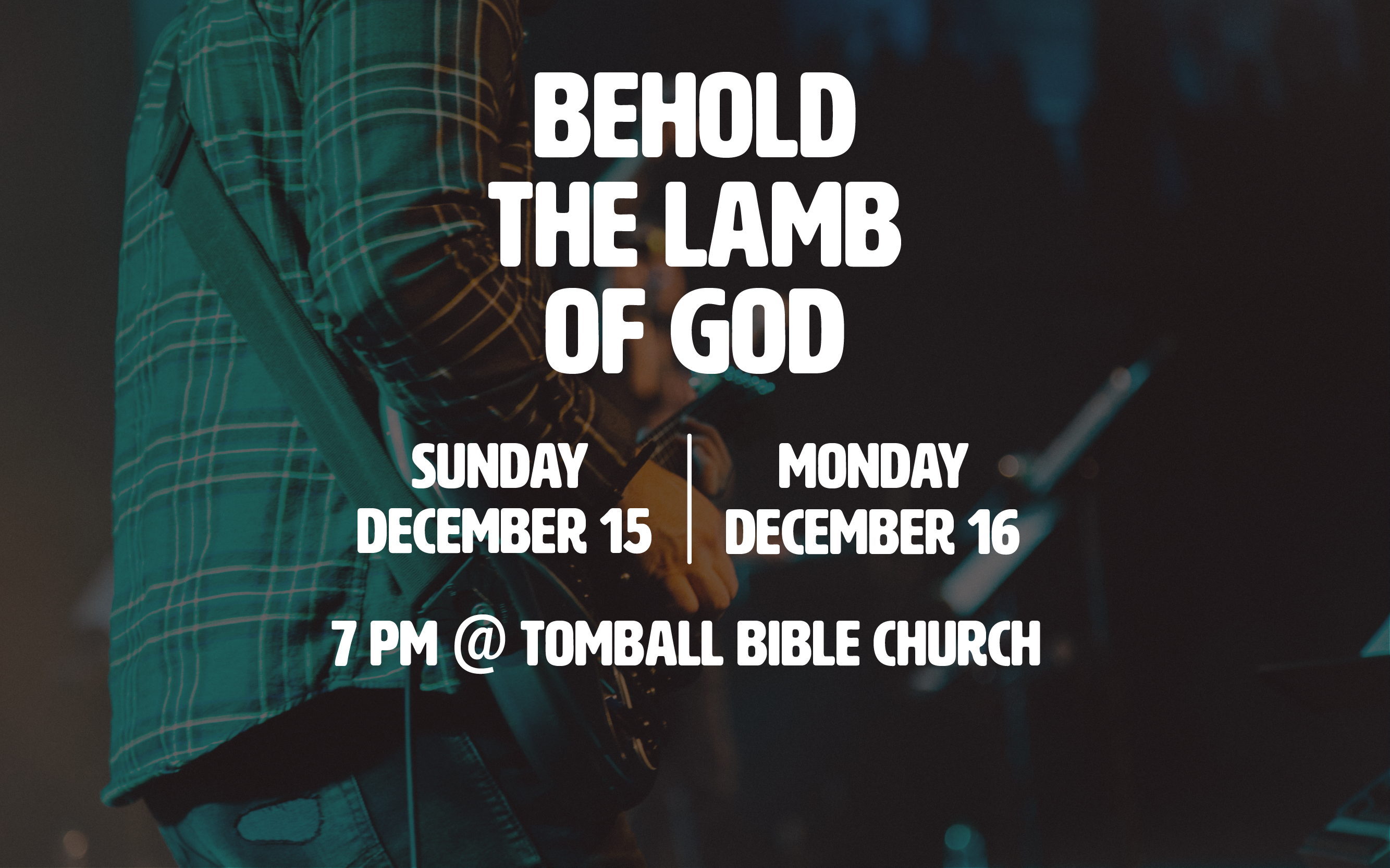 Behold the Lamb 2019-01 image