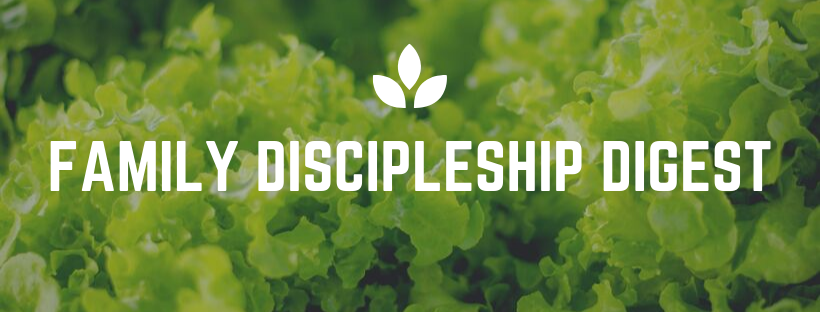 Family discipleship digest