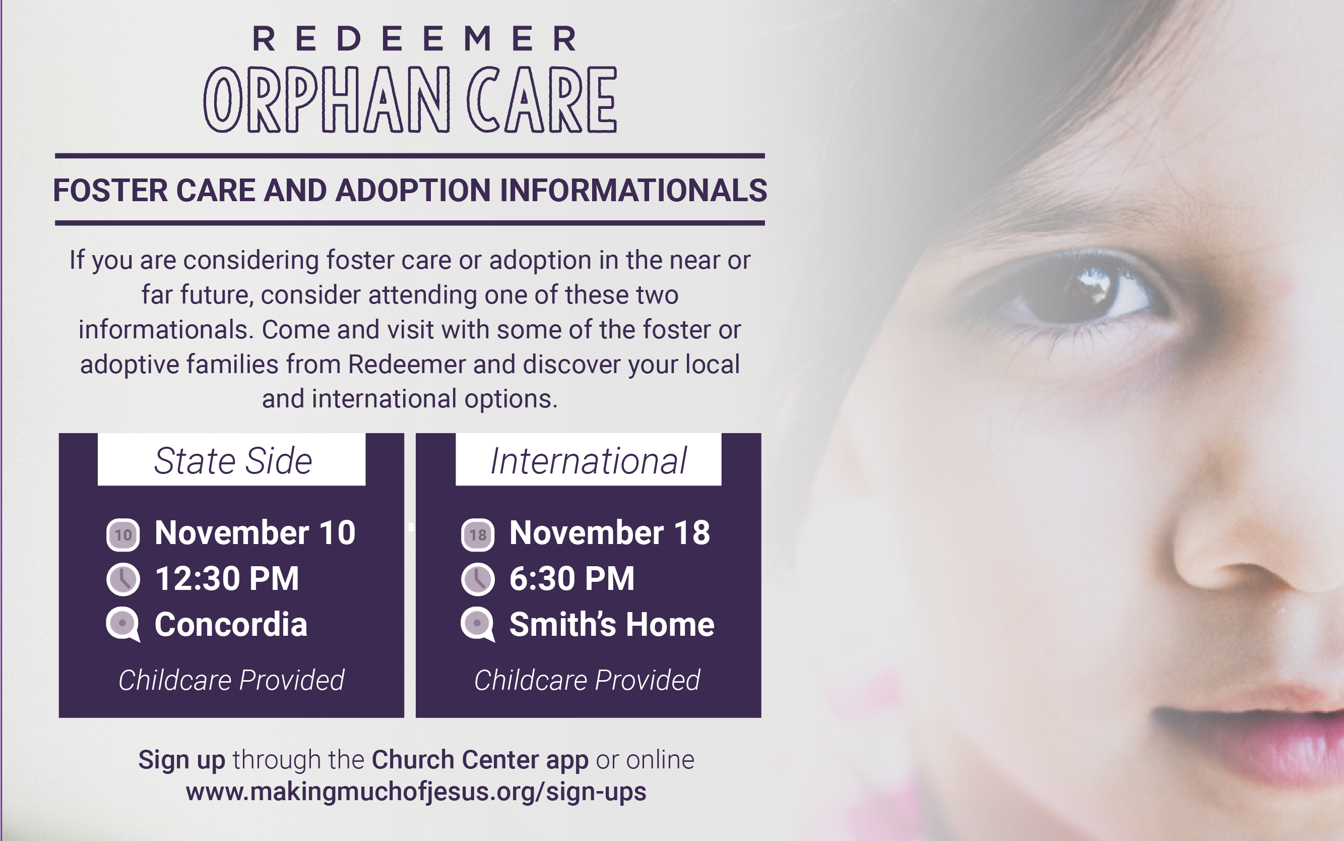Redeemer Orphan Care Informations-01 image