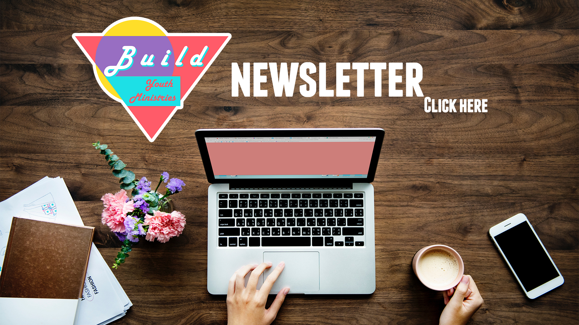 Build Newsletter Logo