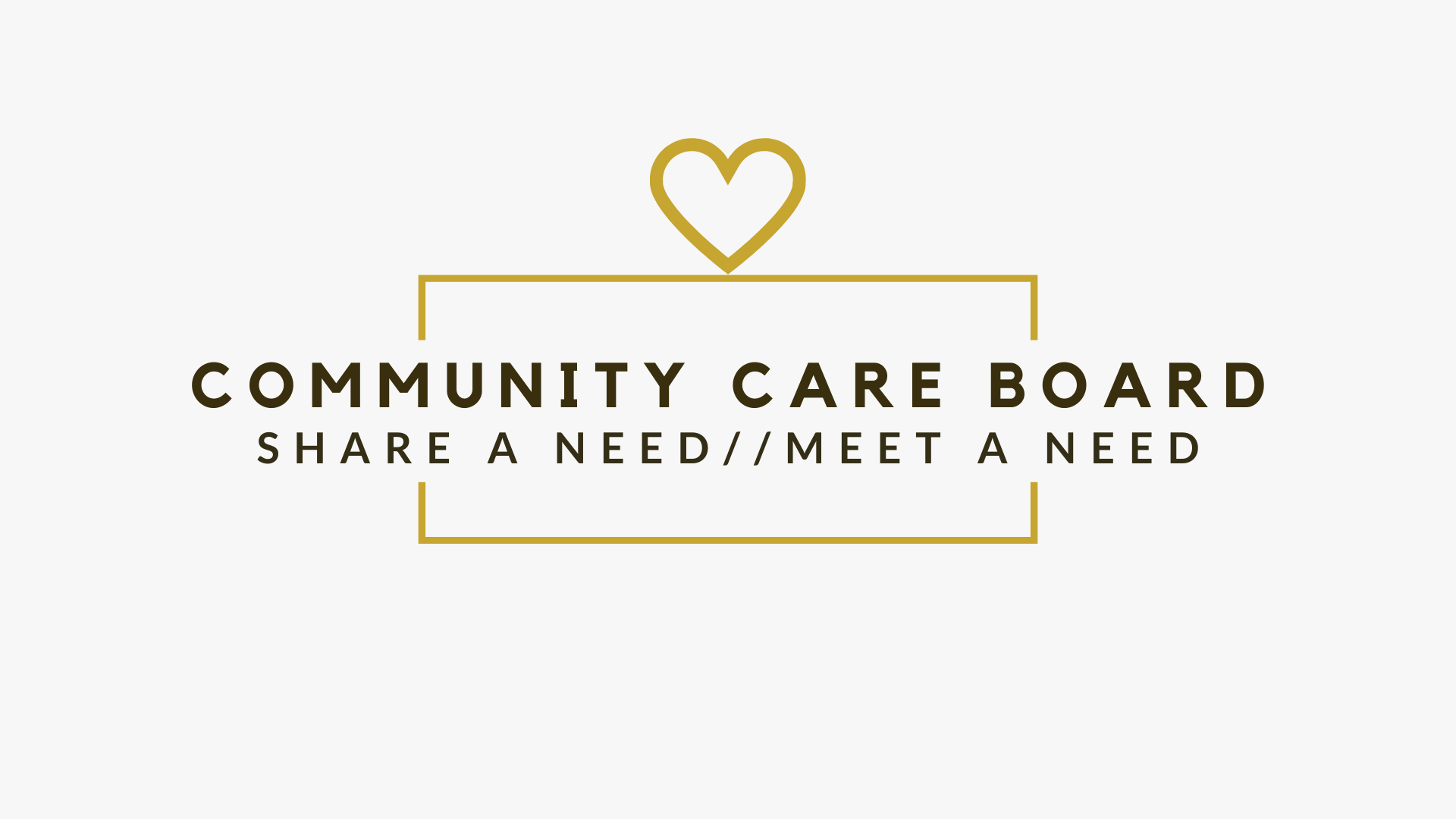 Community Care Board image
