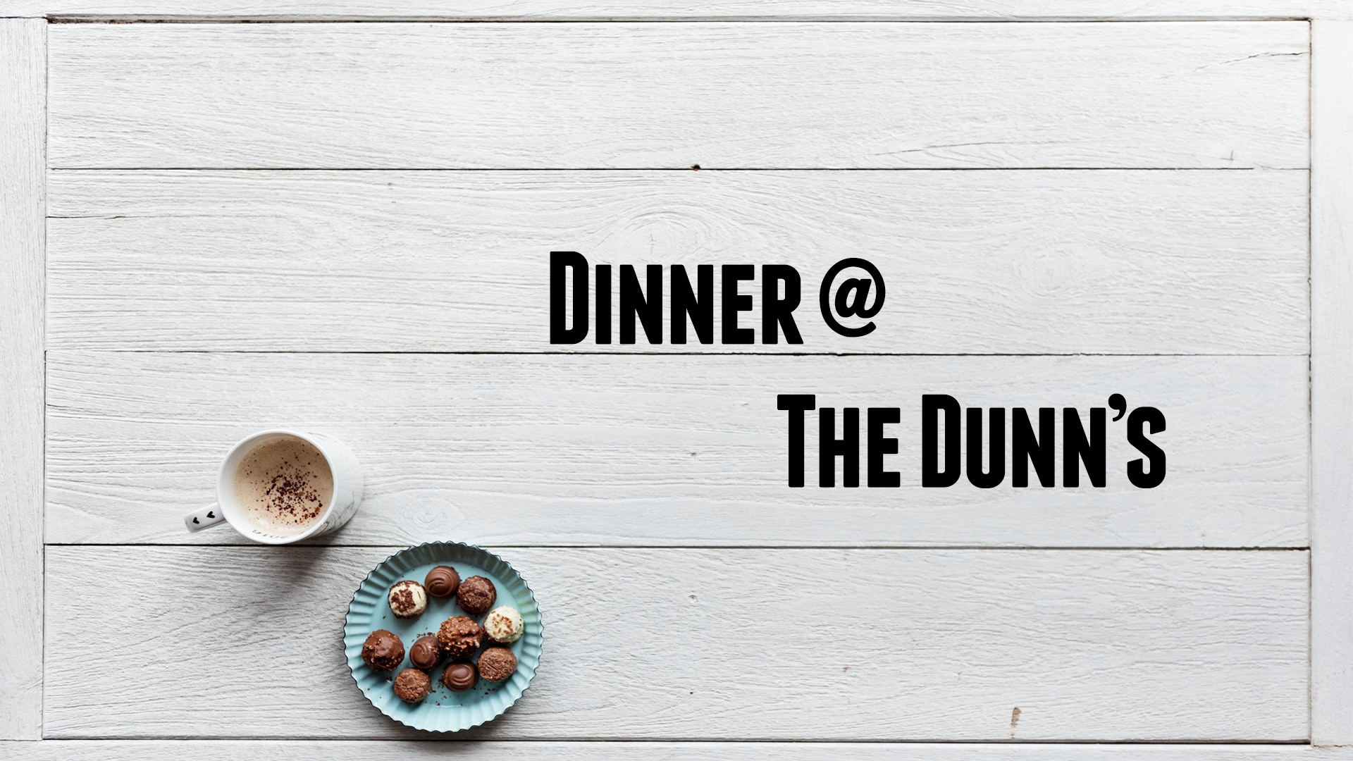 Dinner at the dunns image