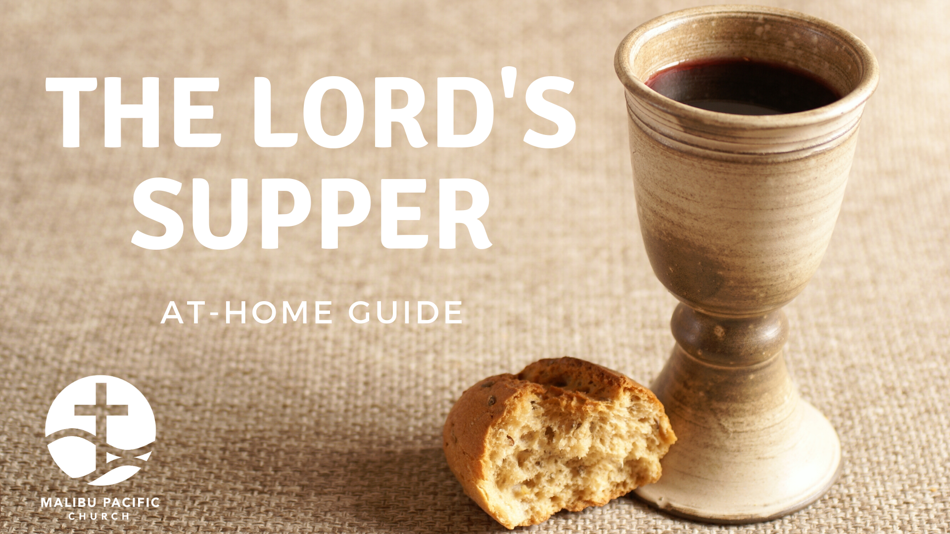 Lord's Supper At-Home Guide image