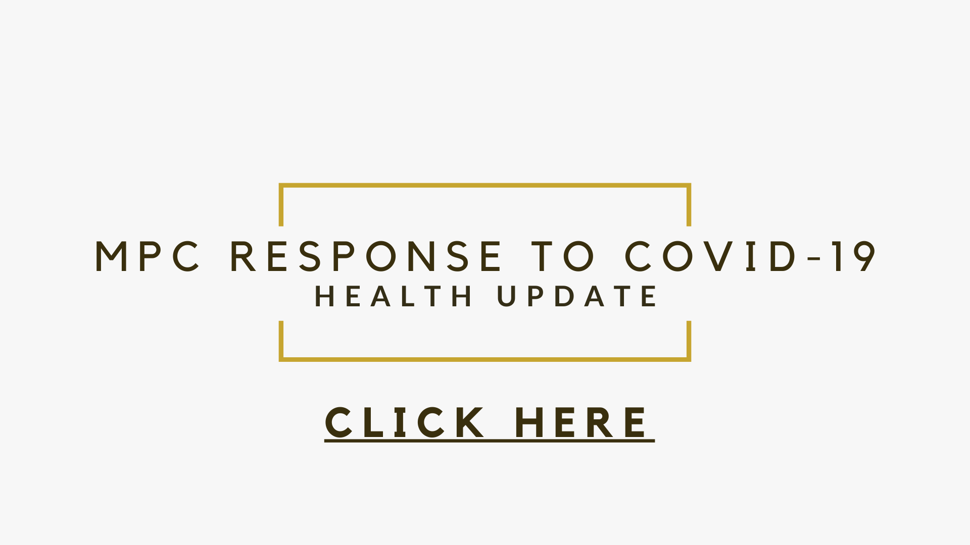 response to covid 19 regularly click here