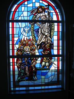 Narthex Window 2