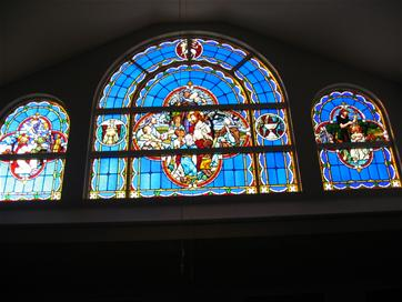 The Christ Window
