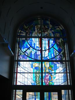 The Welcome Window