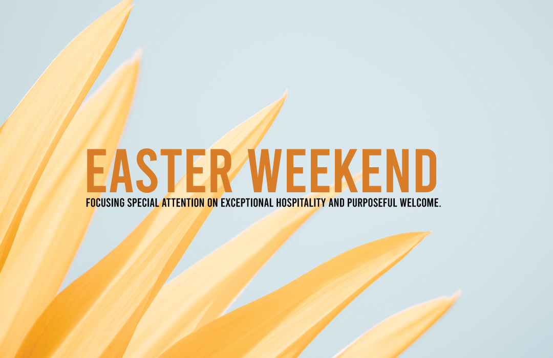 Easter-Welcome