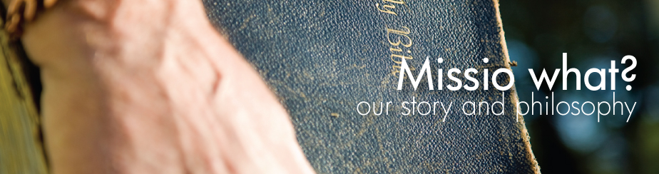 Missio What? banner