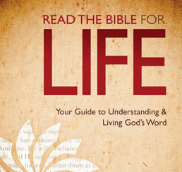Read the Bible for Life banner