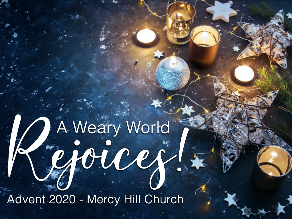 Image - Advent 2020 (A Weary World Rejoices)