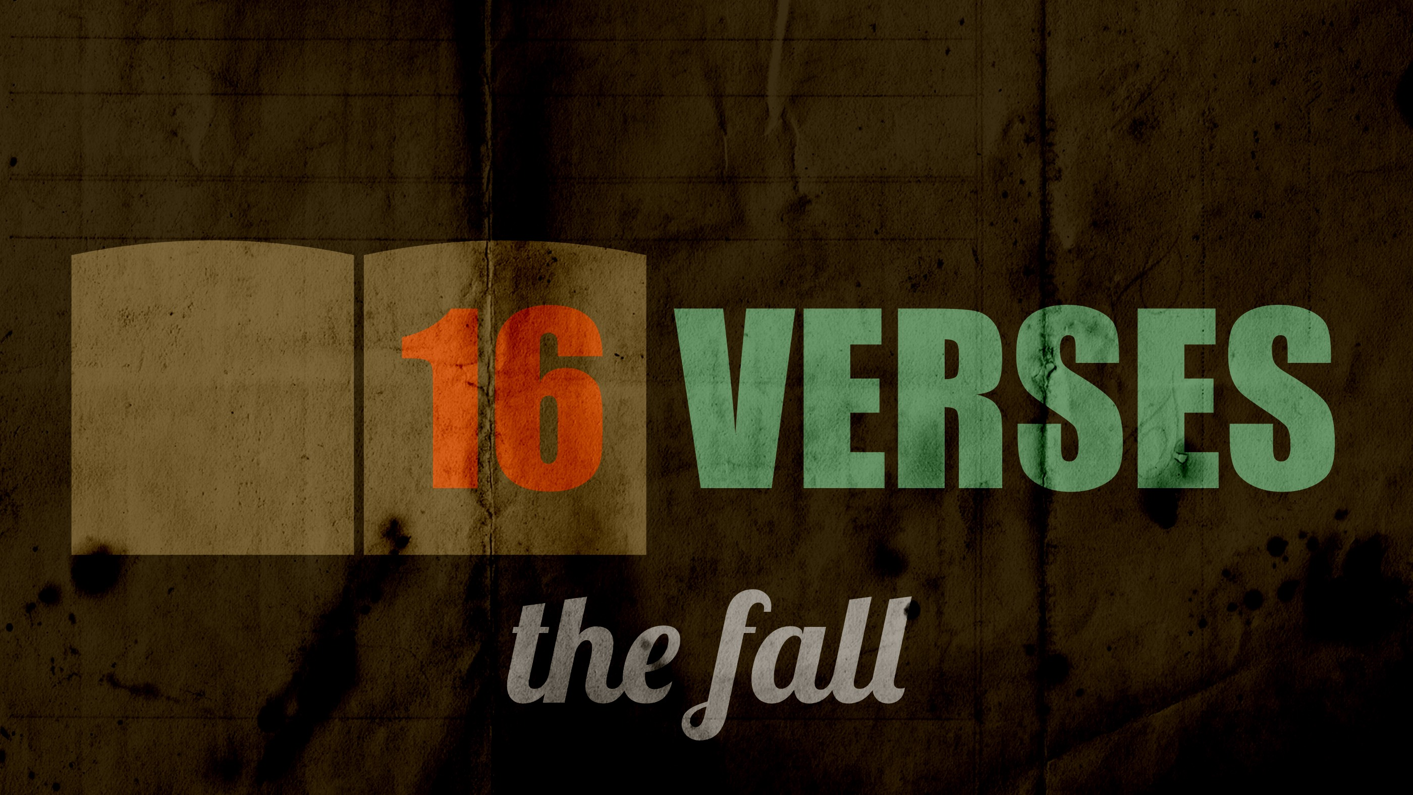 16 VERSES ALIVE The Fall