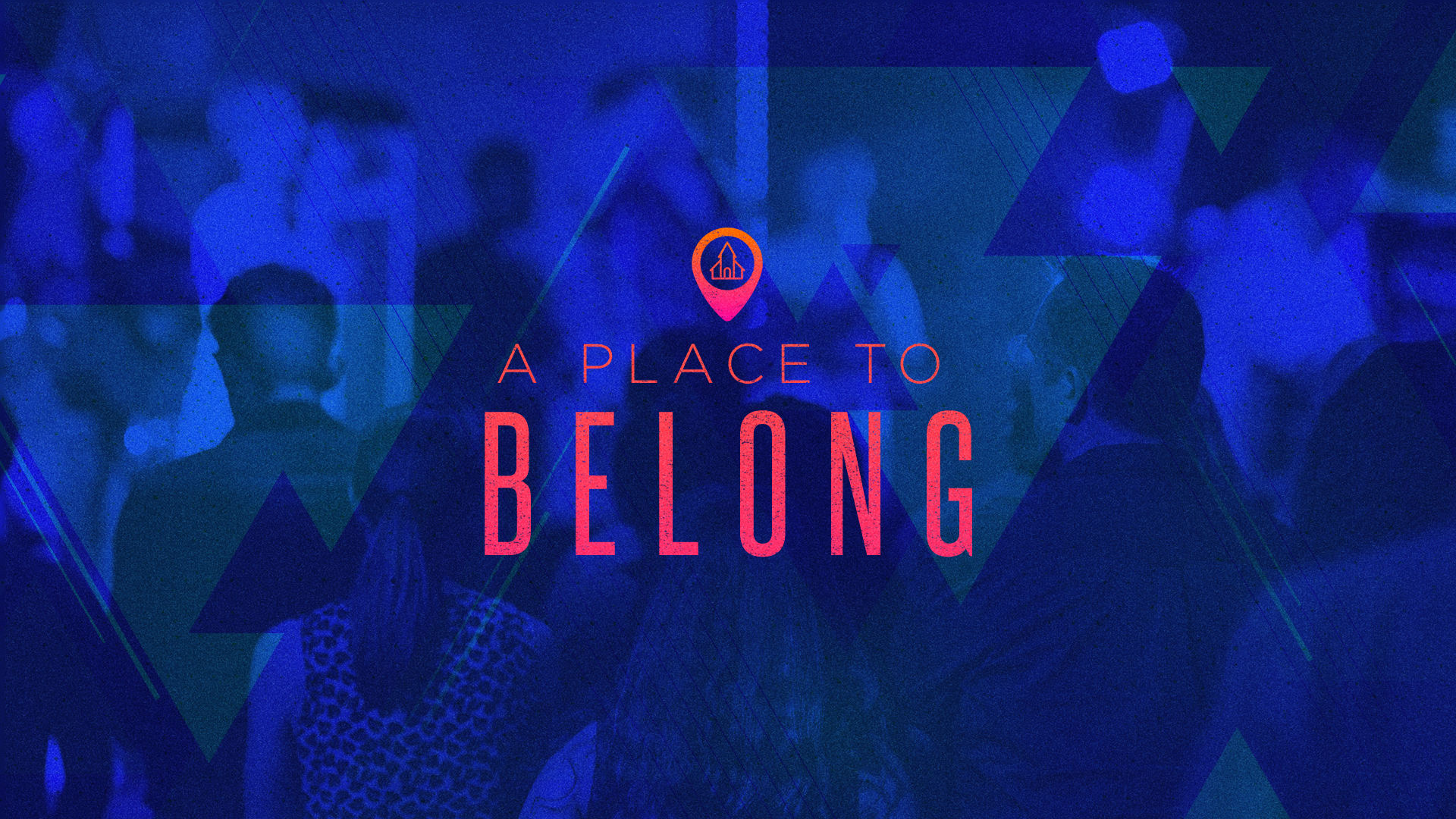 A Place To Belong - Title image
