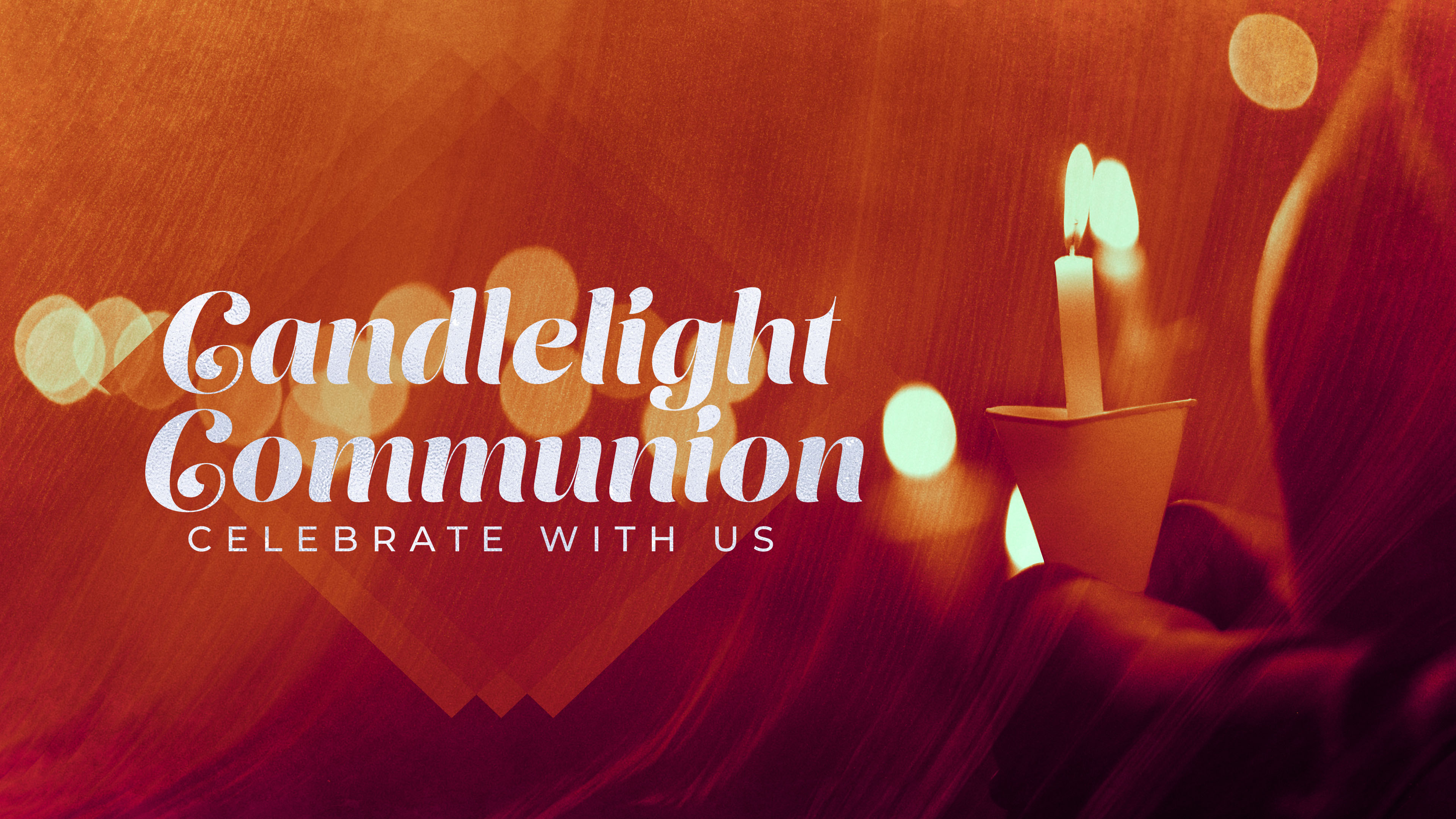 Candlelight Communion image