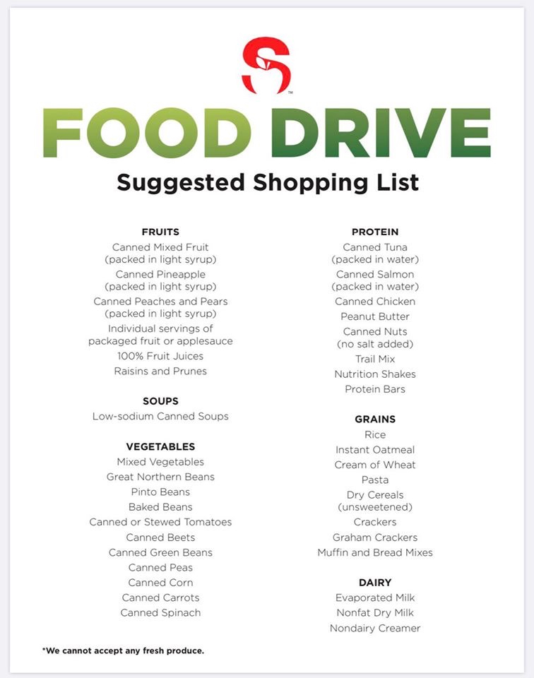 Casselberry Food Drive